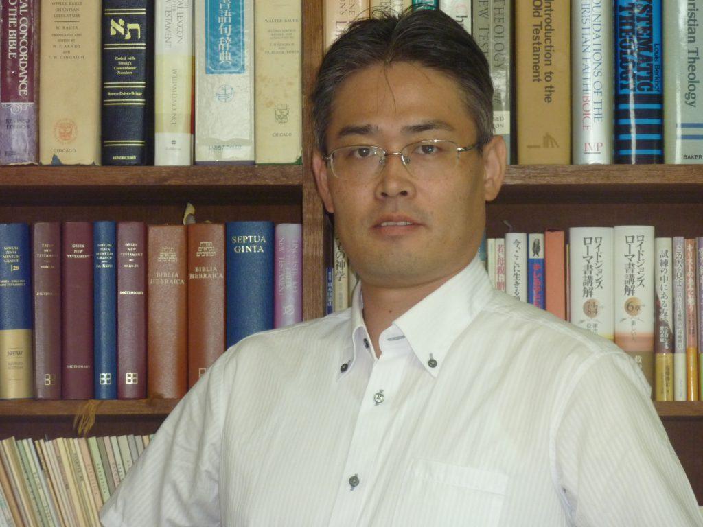 牧師紹介 | 前橋キリスト教会 | ...